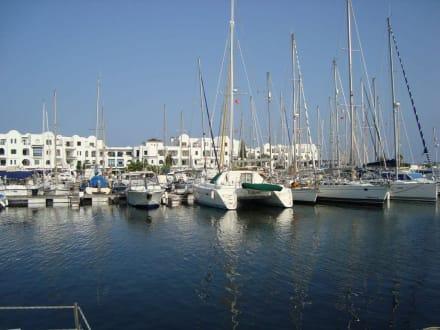 Port al Kataoui - Yachthafen Port el Kantaoui