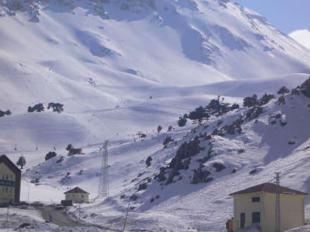 Skigebiet - Skigebiet Davraz
