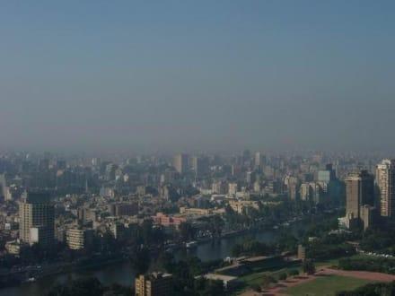 Cairo Tower / Kairo / Ägypten - Cairo Tower