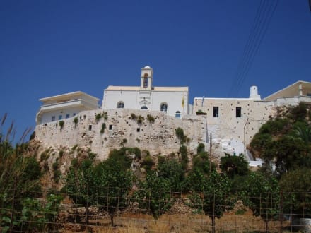 Kloster Moni Chryssoskalitissa - Kretas Westen