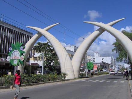 Wahrzeichen von Mombasa - Mombasa Wahrzeichen