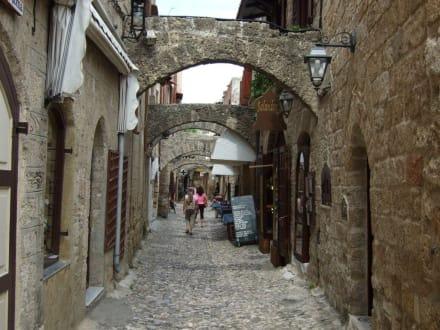 Rhodos Stadt - Altstadt Rhodos Stadt