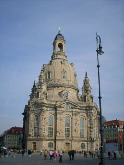 Frauenkirch Dresden - Frauenkirche