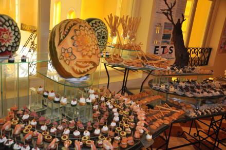 Regular Guest's cocktail reception -