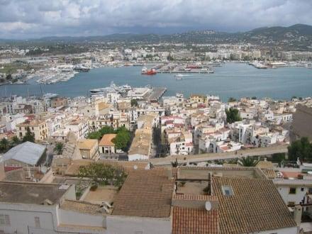 Hafen - Hafen Ibiza Stadt