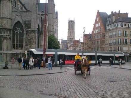 Stadt/Ort - Altstadt Gent