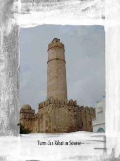 Turm des Ribat in Sousse - Festung El Ribat