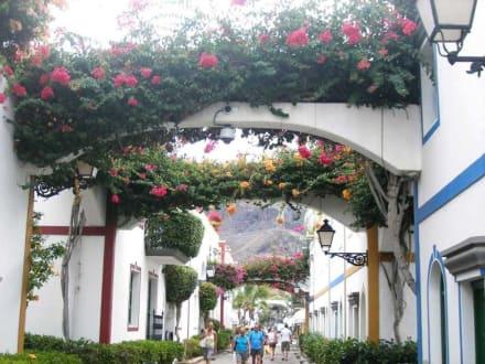 Morgans Gassen - Altstadt Puerto de Mogán