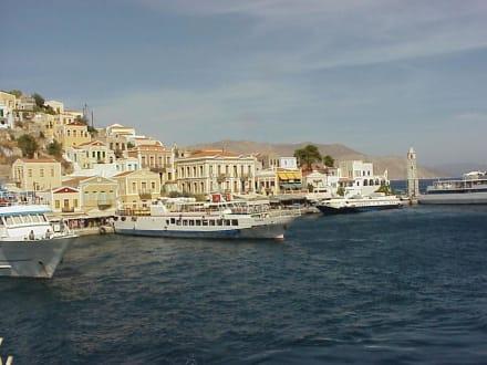 Hafen von Symi - Hafen Symi
