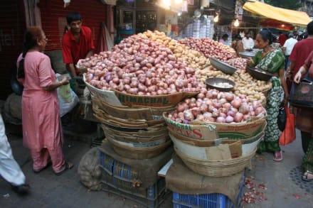 Marktszene - Bombay