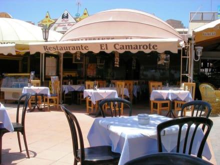 Restaurante El Camarote - Restaurant El Camarote