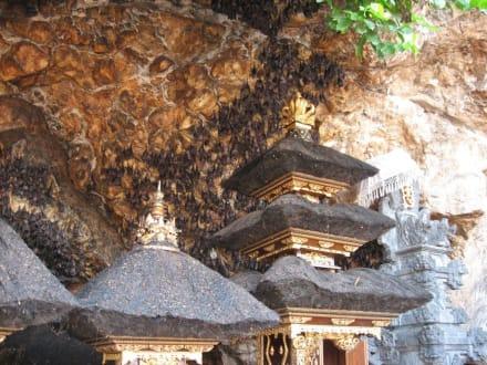 Fledermaustempel - Goa Lawah / Fledermaustempel