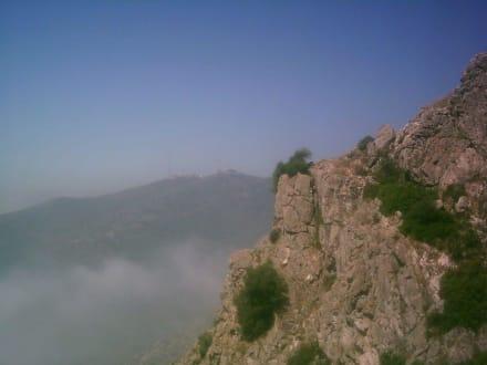 Mount Calamorro - Mount Calamorro