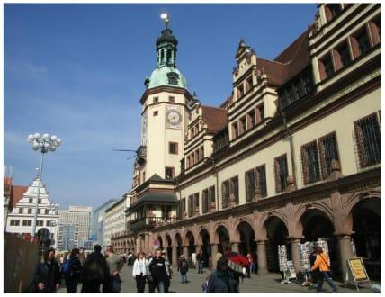 Das Leipziger Rathaus - Altes Rathaus Leipzig