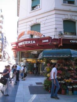Cafe Florida, Fussgaengerzone - Cafe Florida
