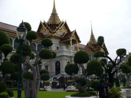 Wat Phra Keo und Königspalast - Wat Phra Keo und Königspalast / Grand Palace