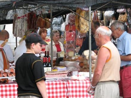 Cala Ratjada - Wochenmarkt