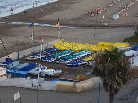 Wassersport - Strand Playa del Ingles