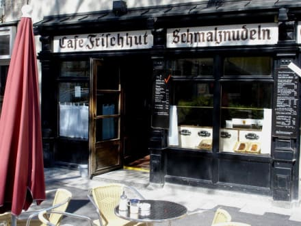 Café Frischhut - Café Frischhut (Schmalznudel)
