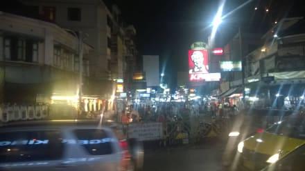 Ende Khao San Road - Khao San Road