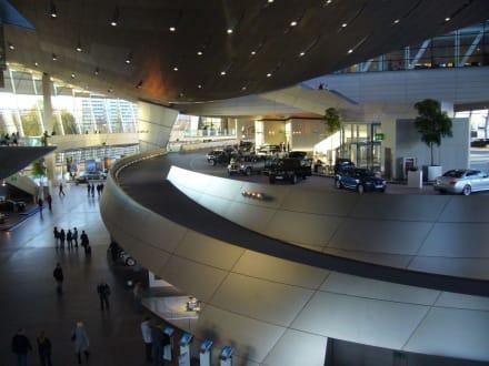 BMW-Welt München  - BMW Welt