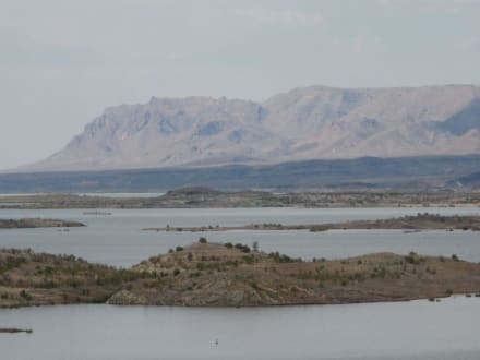 Elephant Butte Lake State Park - Elephant Butte Lake State Park