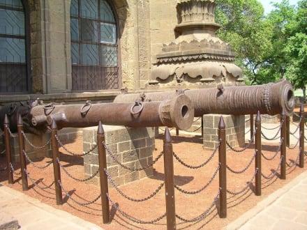 Kanonen - Gol Gumbaz
