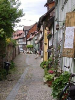 Altstadt - Altstadt Quedlinburg
