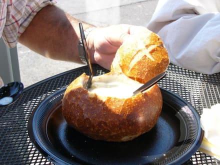 Clam Chowder Suppe - Clam Chowder