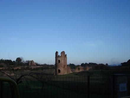 Circo e Villa di Massenzio - Archeobus Tour
