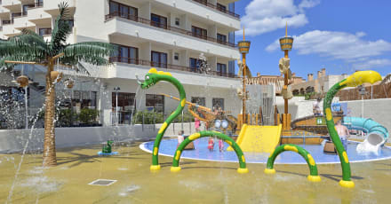 Splash Pool - Intertur Hotel Miami Ibiza -