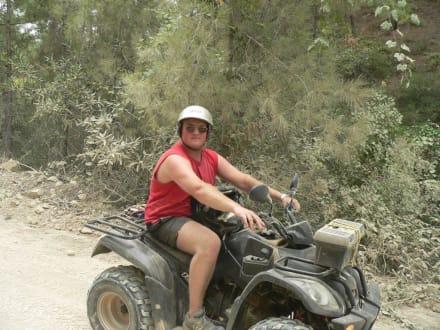 Quad Safari zum Alara River - Quad Tour Incekum