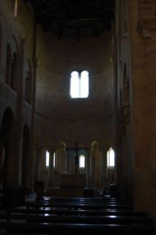 Abbazia di Sant' Antimo - Abtei di Sant' Antimo