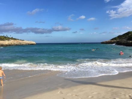 Strand Cala Mandia in Cala Mandia • HolidayCheck