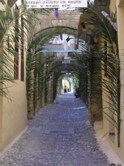 Rhodos Altstadt - Altstadt Rhodos Stadt