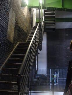 Treppe Hamburg treppe auf den turm bild st michaelis michel in hamburg