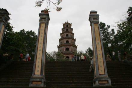 Thien Mu Pagode - Parfümfluss Huong Giang