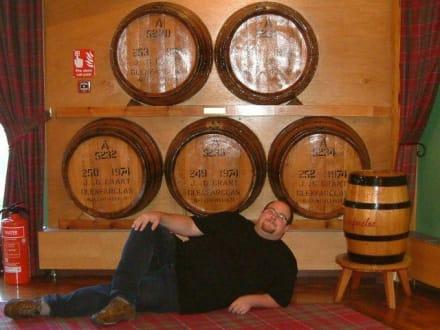 74er Fässer - Blair Atholl Destillerie