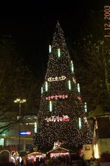 Weihnachtsbaum 03 - Weihnachtsmarkt Dortmund