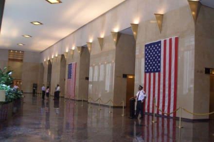 im Rockefeller Center - Rockefeller Center