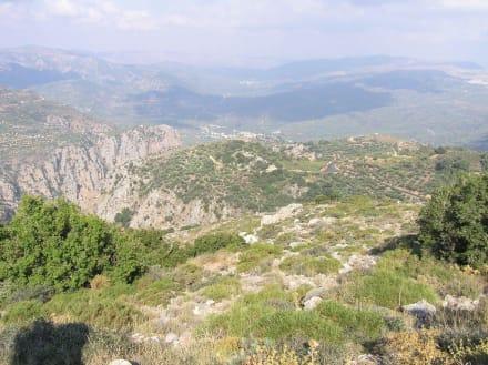 Landschaft - Kretas äußerster Osten