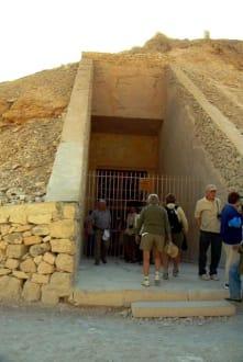 Im Tal der Könige-Luxor - Tal der Könige