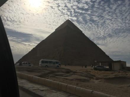 Sonstiges - Pyramiden von Gizeh