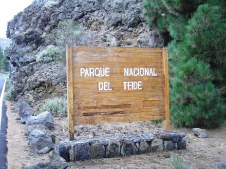 Der  Teide Nationalpark - Teide Nationalpark