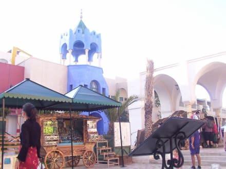 die wunderschöne Medina in Jasmin Hammamet - Medina Hammamet-Yasmine