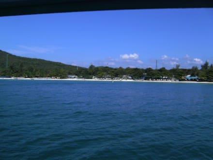Anfahrt - Insel Koh Samet