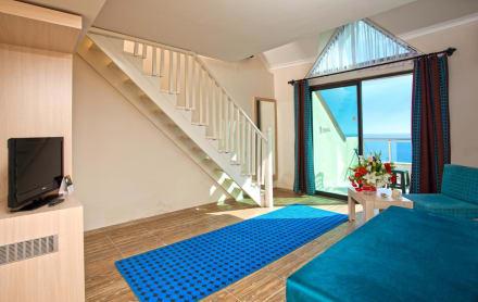 Dublex rooms -