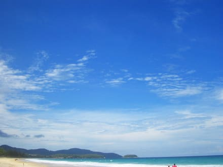 the beach - Strand Karon