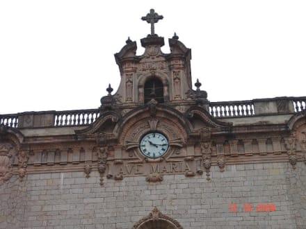 Glockenturm der Kirche - Santuari de Lluc