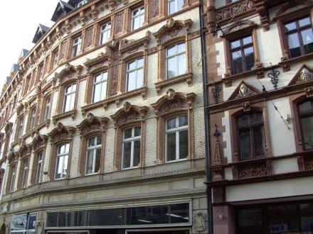 Fassaden in der Gr. Ulrichstr. - Halle